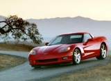 Chevrolet Corvette Coupe (C6)