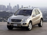 Mercedes-benz ML-klasse (W164)