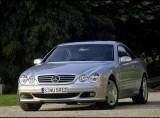 Mercedes-benz S-klasse Coupe (C215)