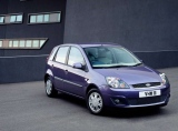 Ford Fiesta V - 5doors