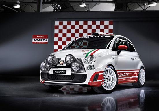 Fiat и Abarth не оставиха на мира 500