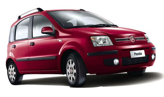Fiat Panda стана по-модерен