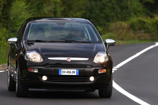 Напълно разкрит: Fiat Punto претърпя фейслифт