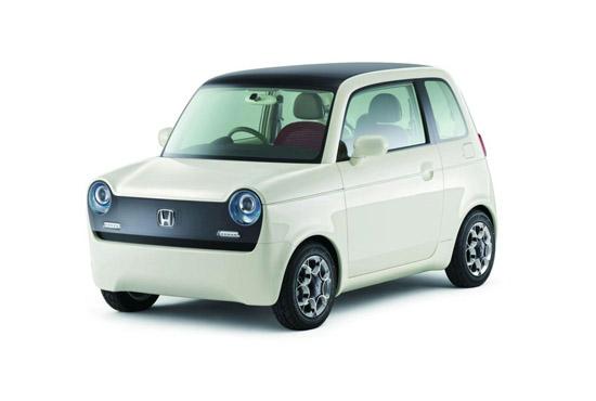 Токио 2009: Honda представя един микро-автомобил
