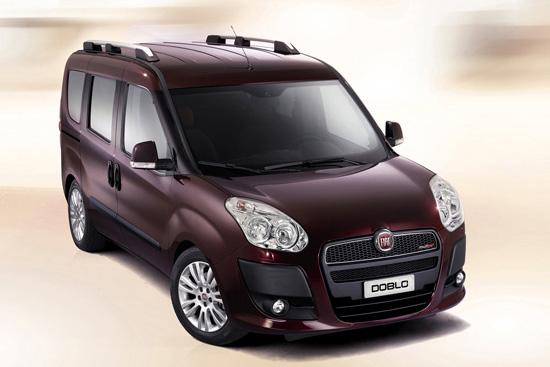 Представиха новото поколение Fiat Doblo