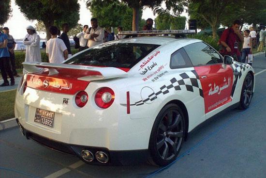 Nissan GT-R ще патрулира в Абу Даби