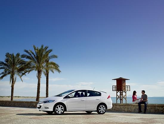 Европейска премиера на Honda Insight Hybird