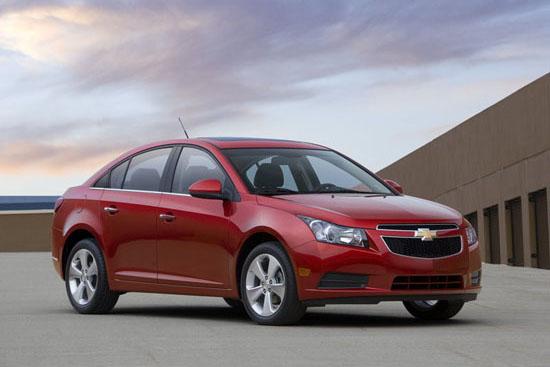 Chevrolet Cruze ще стъпи и на пазара в САЩ