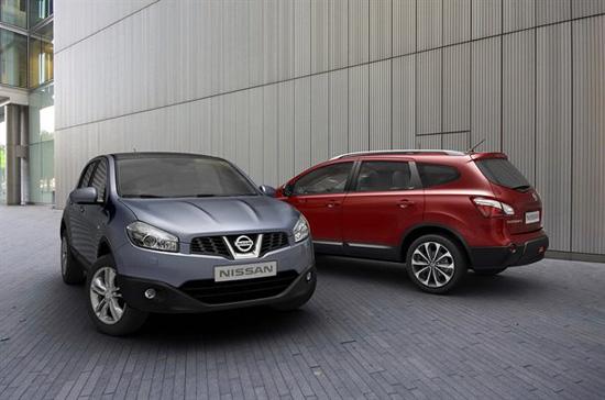 Nissan Qashqai претърпя лек фейслифт