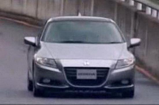Новото спортно (хибридно) купе на Honda