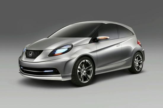 Представиха нов концептуален модел на Honda