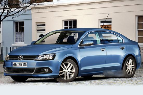Заговори се за новият Volkswagen Jetta