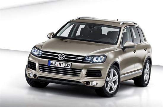Показаха новият Volkswagen Touraeg