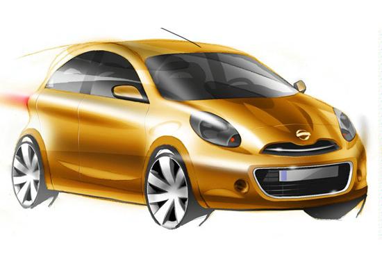 Новият Nissan Micra с премиера в Женева