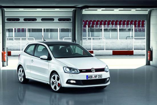 VW Polo се бута при истинските спортисти