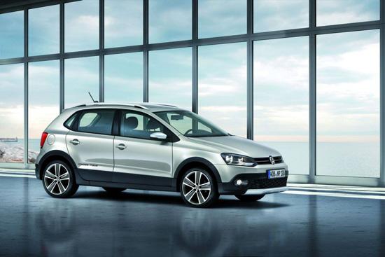 Volkswagen Polo се превърна в малък кросоувър