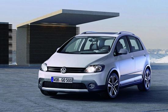 По-големият Volkswagen CrossPolo