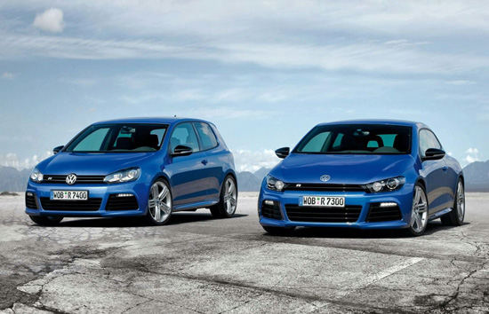 Volkswagen се бута при истинските спортисти