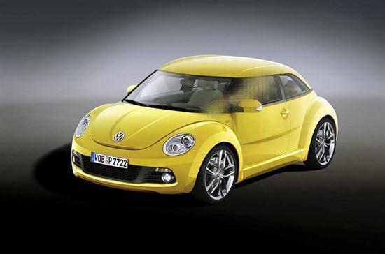 Volkswagen ще прави нов Beetle