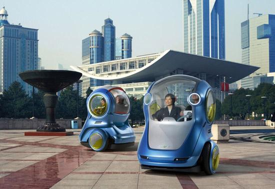 Електрически концепткар на GM ще дебютира в Шанхай