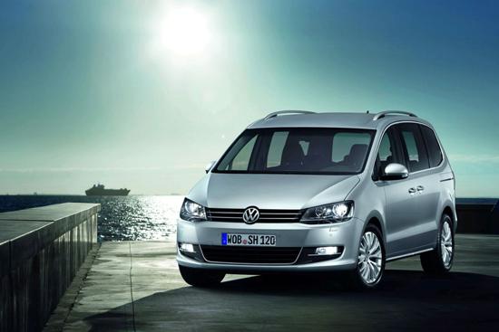 Новият Volkswagen Sharan е за предпочитане