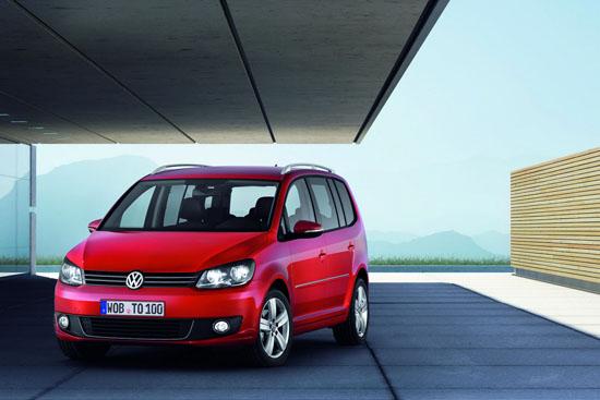 Новият Volkswagen Touran ще дебютира в Лайпциг