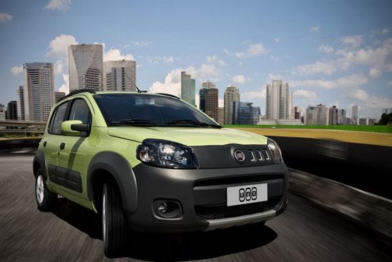 През 2012 г. ще се появи новият Fiat Uno