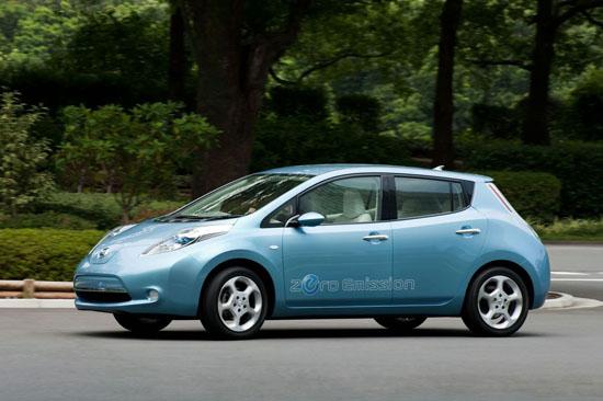 Нулеви вредни емисии – Nissan Leaf ще струва 30,000 евро