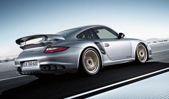 Porsche 911 GT2 RS вече официално