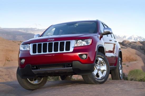 Накратко за новият 2011 Jeep Grand Cherokee