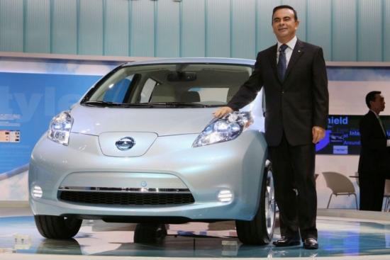 Nissan Leaf е вече разпродаден в САЩ