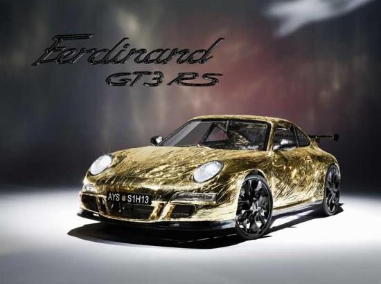 Ferdinand GT3 RS е най-бавното Porsche произвеждано някога