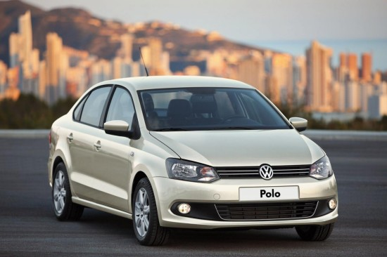 Показаха Volkswagen Polo Седан в Русия