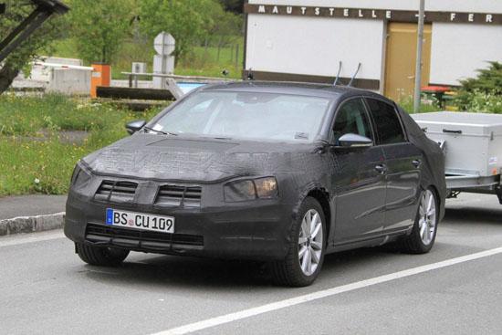 В Париж ще дебютира 2011 Volkswagen Passat
