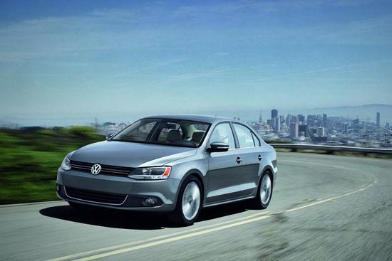 Показаха новото поколение 2011 VW Jetta за САЩ
