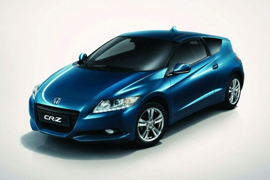 Honda не планира да обогатява гамата на CR-Z