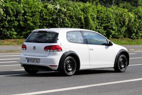 Volkswagen приготвя следващото поколение Golf