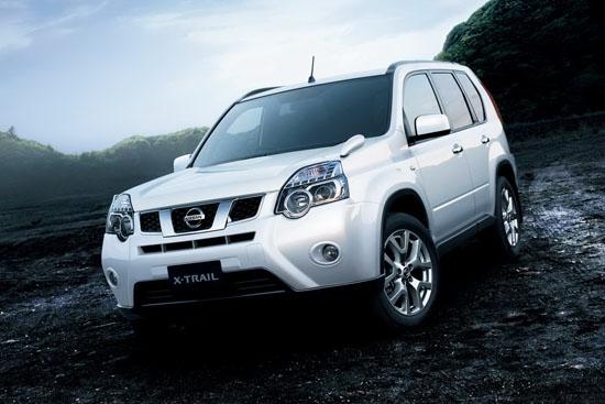 Не е лош освежения Nissan X-Trail
