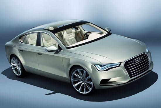 Утре ще покажат четиривратото купе Audi A7 Sportback