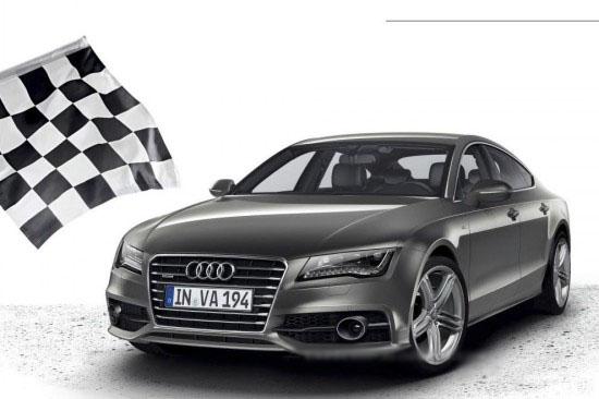 Audi срещна A7 Sportback с пакета S-Line