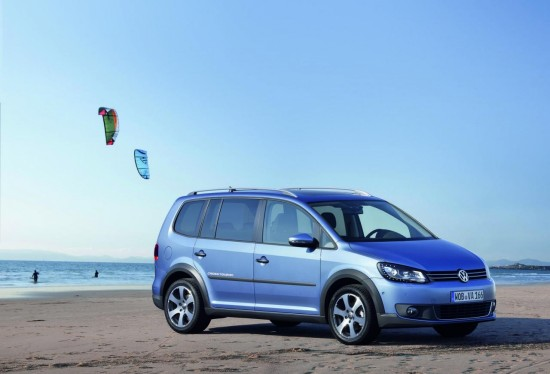 Ново попълнение във фамилията кросоувъри на VW