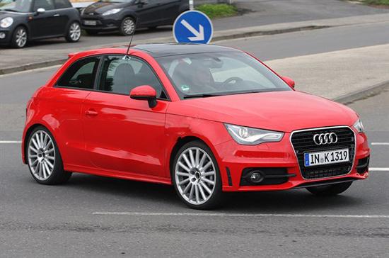 Audi S1: без quattro, но висока динамика