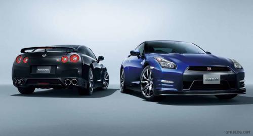Новият Nissan GT-R