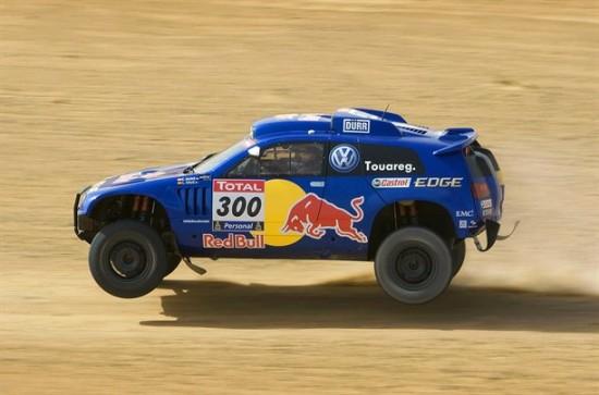 Дойде време и за VW Race Touraeg RT3