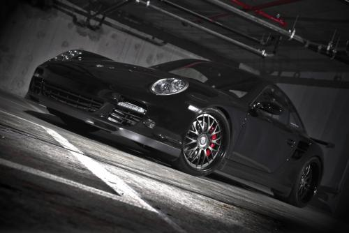 Porsche 997 Turbo RM 580