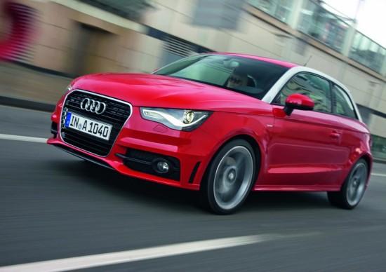Официално: Пратиха Audi S1 за Париж