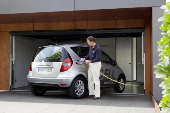Втория електромобил на Benz
