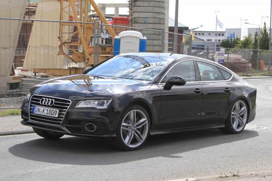 Идва с пълна сила Audi S7