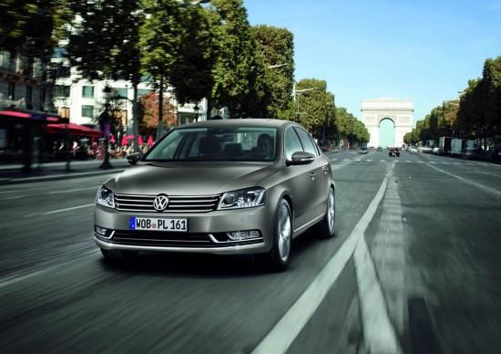 VW реши да изкара седмото поколение Passat