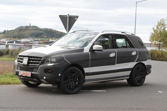 Приключва ли Mercedes с тестовете на новият ML?
